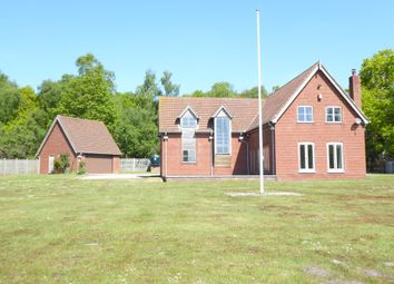 Thumbnail 3 bed detached house for sale in Eastbridge, Leiston