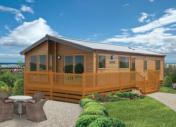 Thumbnail 2 bed mobile/park home for sale in Akebar Leisure Park, Leyburn, North Yorkshire