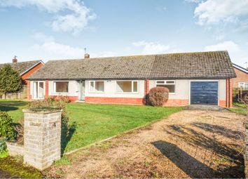 Thumbnail 3 bed detached bungalow for sale in Lodge Road, Tattershall, Lincoln