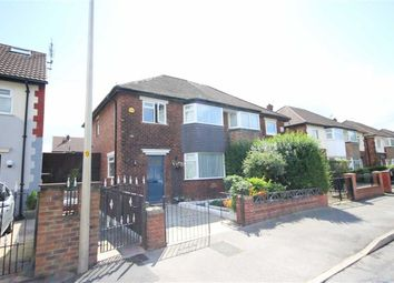 Thumbnail 3 bedroom semi-detached house for sale in Shelley Road, Stockport, Cheshire
