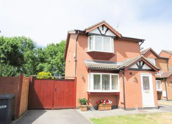 Thumbnail 3 bed detached house for sale in Pooley Way, Yaxley, Peterborough