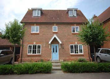 Thumbnail 4 bed link-detached house for sale in Baxendale Way, Uckfield, East Sussex