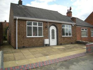 Thumbnail 2 bed bungalow to rent in Beaumont Street, Oadby