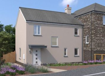 Thumbnail 3 bed semi-detached house for sale in Martyns Close, Goonhavern, Truro