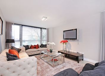 Thumbnail 4 bed flat to rent in St Johns Wood Park, London
