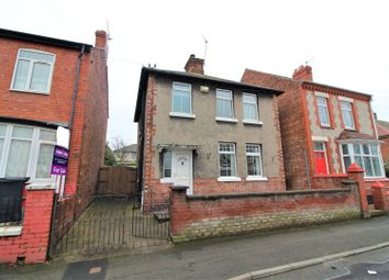 Thumbnail 3 bed detached house for sale in Howard Street, Connah's Quay