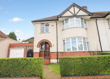 Thumbnail 3 bedroom semi-detached house for sale in Woodway Crescent, Harrow-On-The-Hill, Harrow