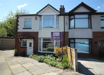 Thumbnail 4 bedroom semi-detached house for sale in Maryland Avenue, Breightmet, Bolton, Lancashire