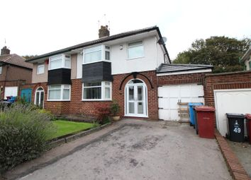 Thumbnail 3 bed semi-detached house for sale in Fairway, Huyton, Liverpool, Merseyside