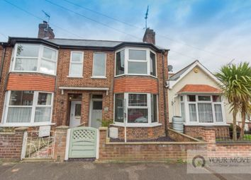 Thumbnail 3 bed terraced house for sale in Royal Avenue, Lowestoft