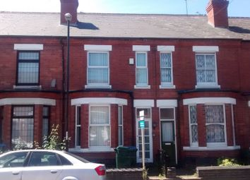 Thumbnail 4 bed terraced house to rent in St. Osburgs Road, Coventry