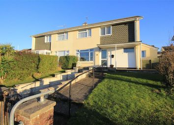 Thumbnail 3 bed semi-detached house for sale in Moreton Avenue, Bideford