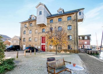Thumbnail 2 bed flat for sale in Provender Mill, Belvedere Road, Faversham