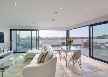 Thumbnail 3 bed flat for sale in Flatiron Building, Fulham, London