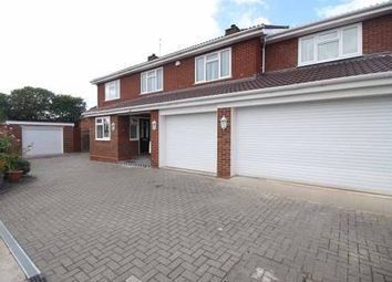 Thumbnail 6 bed detached house for sale in Rectory Drive, Coventry, West Midlands