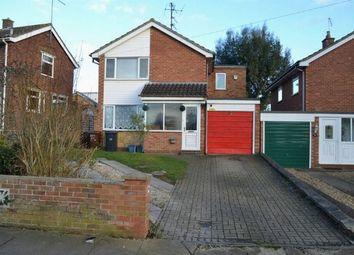 Thumbnail 4 bedroom detached house for sale in Hazeldene Road, Links View, Northampton