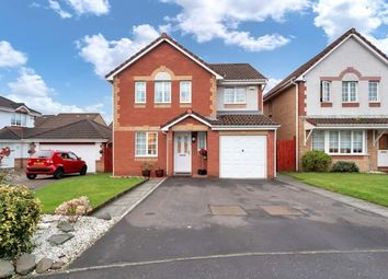 Thumbnail 4 bed detached house for sale in Darvel Avenue, Kilmarnock, East Ayrshire