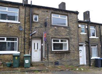 Thumbnail 1 bedroom terraced house for sale in Spring Garden Street, Queensbury, Bradford