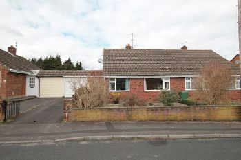 Thumbnail 2 bedroom semi-detached bungalow to rent in Warminster, Wiltshire