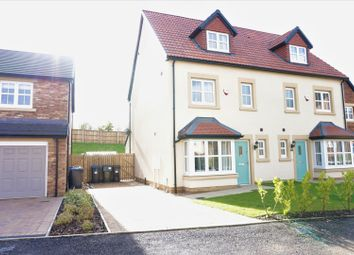 Thumbnail 4 bed semi-detached house for sale in Stein Grove, Brookfield Woods, Middlesbrough