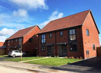 Thumbnail 3 bedroom semi-detached house for sale in Potter's Grange, Smisby Road, Ashby-De-La-Zouch, Leicestershire