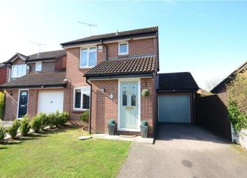 Thumbnail 3 bedroom link-detached house for sale in Mary Mead, Warfield, Berkshire