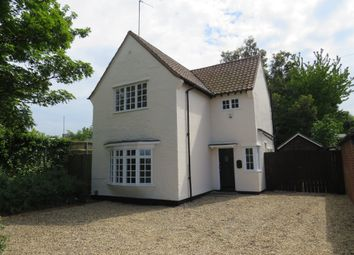 Thumbnail 3 bed detached house for sale in Dereham Road, Norwich