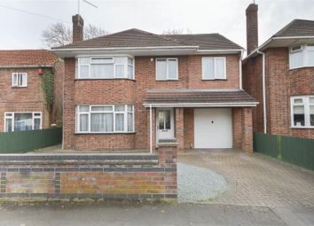 Thumbnail 4 bed detached house for sale in Francis Gardens, Peterborough