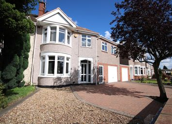 Thumbnail 4 bed semi-detached house for sale in Thurlestone Road, Coventry