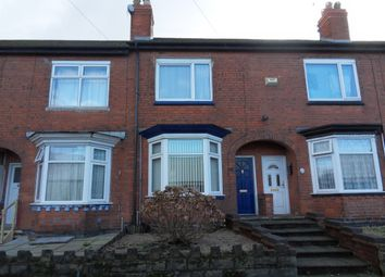 Thumbnail 2 bedroom terraced house to rent in Wharfdale Road, Tyseley, Birmingham