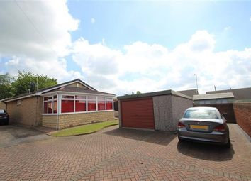 Thumbnail 2 bed bungalow for sale in East Dale Close, Hemsworth, Pontefract