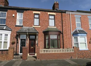 Thumbnail 3 bed terraced house for sale in Osborne Avenue, South Shields