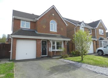 Thumbnail 4 bedroom detached house for sale in Teil Green, Fulwood, Preston