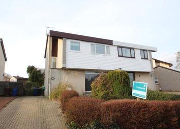 Thumbnail 3 bed semi-detached house for sale in Balmoral Road, Elderslie, Renfrewshire