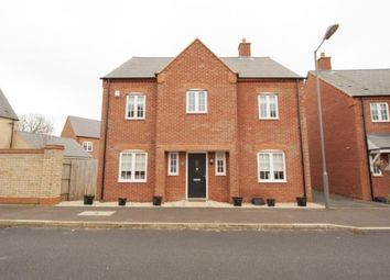 Thumbnail 4 bed detached house for sale in Siddington Drive, Aylesbury