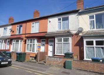 Thumbnail 4 bedroom terraced house to rent in Welland Road, Stoke, Coventry