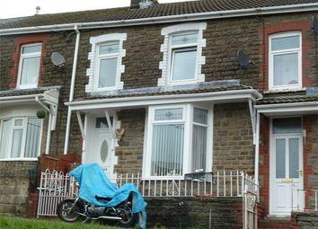 Thumbnail 3 bed terraced house for sale in Protheroe Street, Caerau, Maesteg, Mid Glamorgan