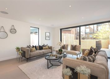 Thumbnail 4 bed terraced house for sale in Pinnacle Close, Muswell Hill, London