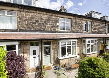 Thumbnail 3 bed terraced house for sale in Grangefield Avenue, Burley In Wharfedale, Ilkley