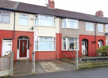 Thumbnail 3 bed town house for sale in Renville Road, Broadgreen, Liverpool