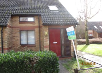 Thumbnail 1 bed semi-detached house to rent in St Anne's Close, Oakham