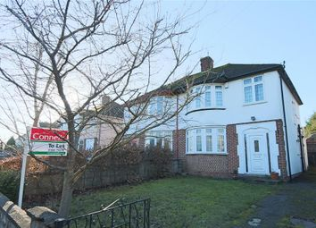 Thumbnail 3 bedroom semi-detached house to rent in North Way, Headington, Oxford