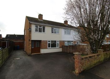 Thumbnail 3 bed semi-detached house to rent in Rochester Way, Twyford, Banbury
