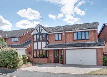 Thumbnail 5 bed detached house for sale in Avoncroft Road, Stoke Heath, Bromsgrove
