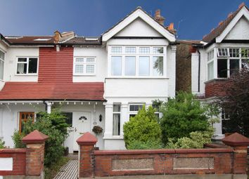 Thumbnail 4 bed property to rent in Claygate Road, London
