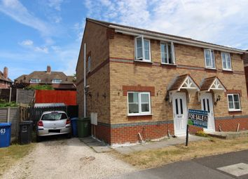 Thumbnail 3 bed semi-detached house for sale in Juniper Way, Gainsborough
