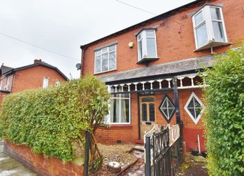 Thumbnail 3 bed end terrace house for sale in Fir Road, Swinton, Manchester
