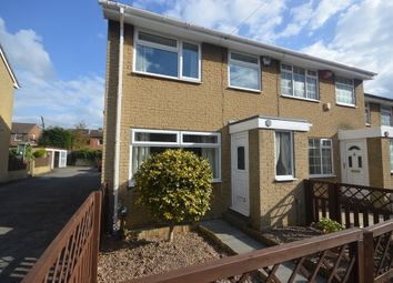 Thumbnail 3 bed end terrace house for sale in Highroyd, Lepton, Huddersfield