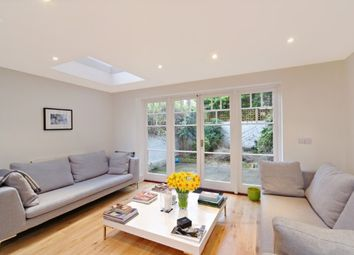 Thumbnail 4 bed property to rent in Alderville Road, Fulham