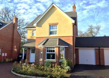 Thumbnail 3 bed detached house for sale in Perdue Close, Hook